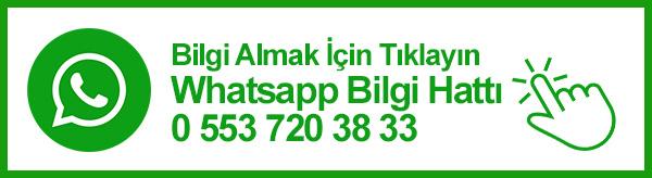 Whatsapp Bilgi Hattı